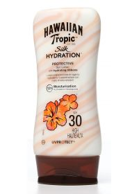 HAWAIIAN TROPIC SENSITIVE SUN LOTION - 180ml FPS30